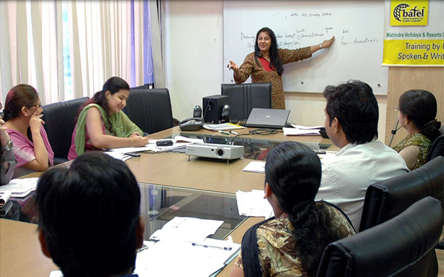 Business English Communication Training For Corporate