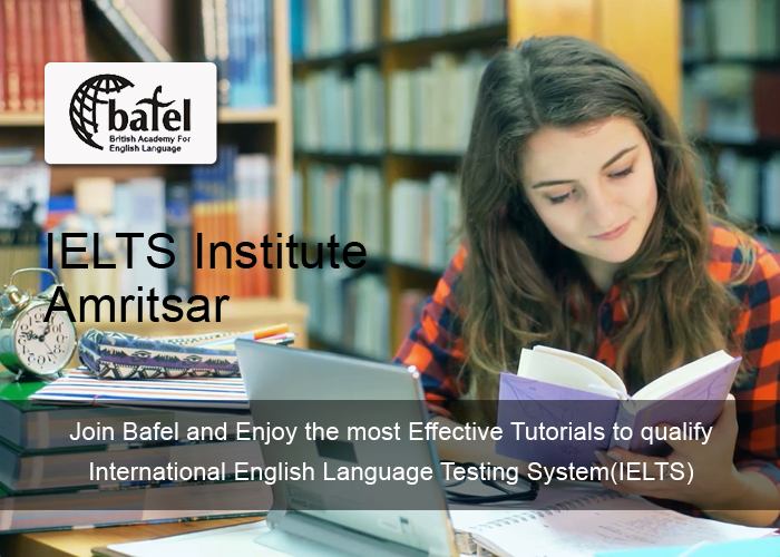 IELTS Training in Amritsar