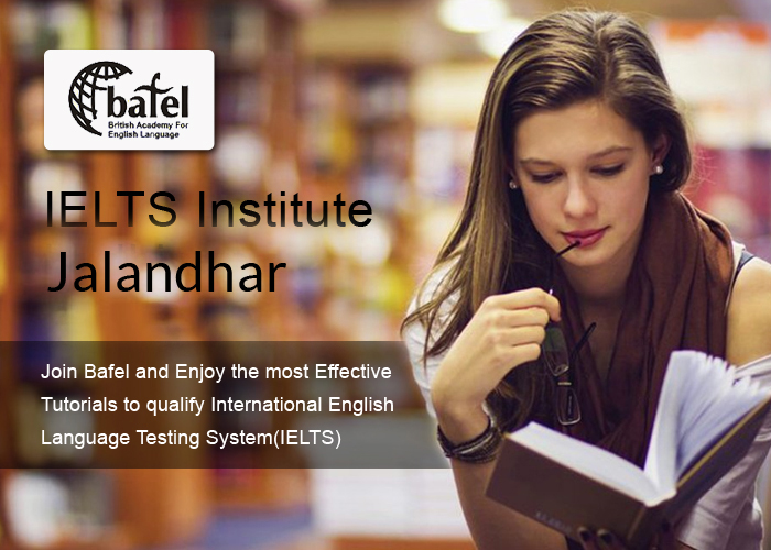 IELTS Training in Jalandhar