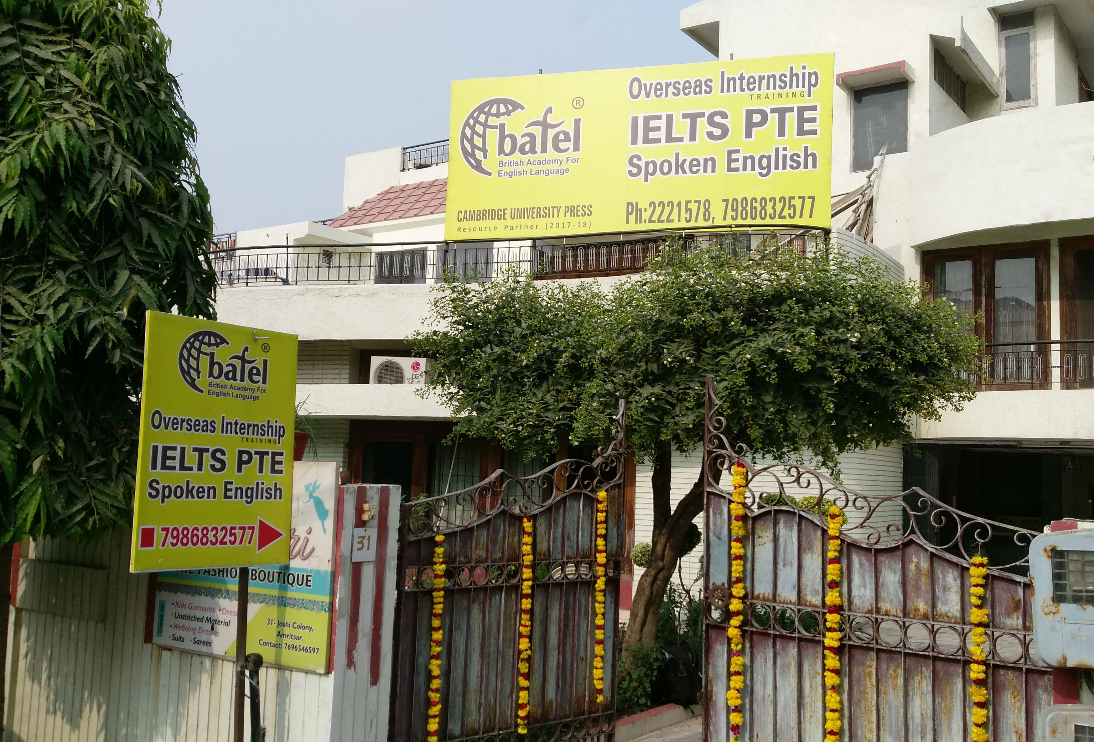 English Speaking Course in Amritsar