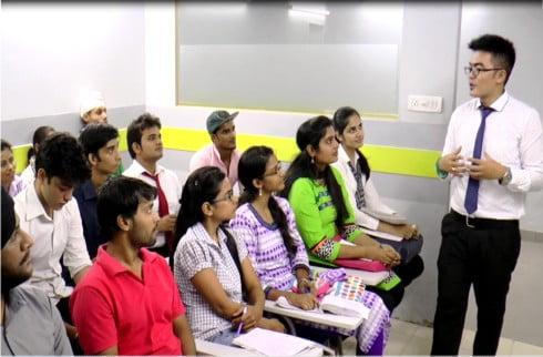 advance english speaking course in delhi