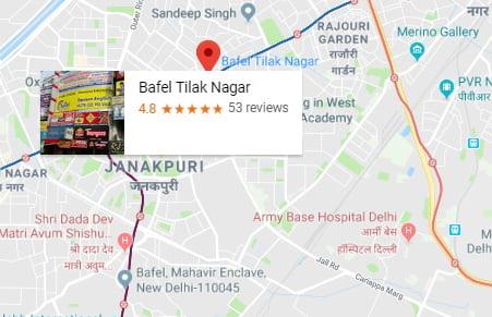 Bafel_Tilak Nagar