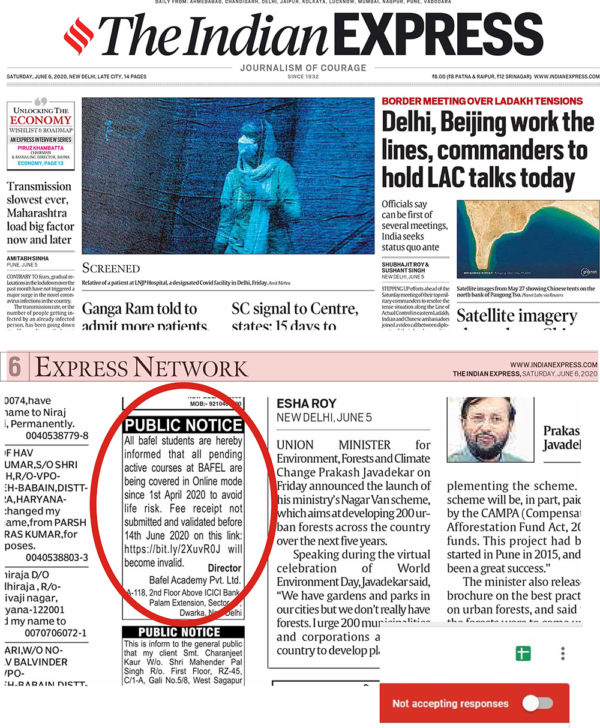 The India Express